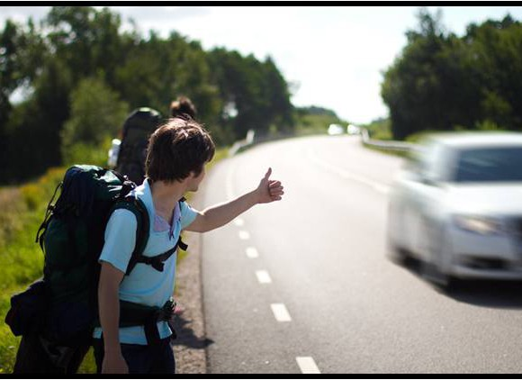 no danger diaries hitchhike as far as we can 48 hours
