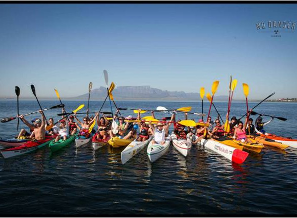no danger diaries paddle to robben island for mandela day